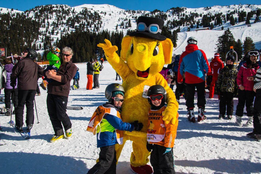 Kindvriendelijke skigebieden Zillertal Arena