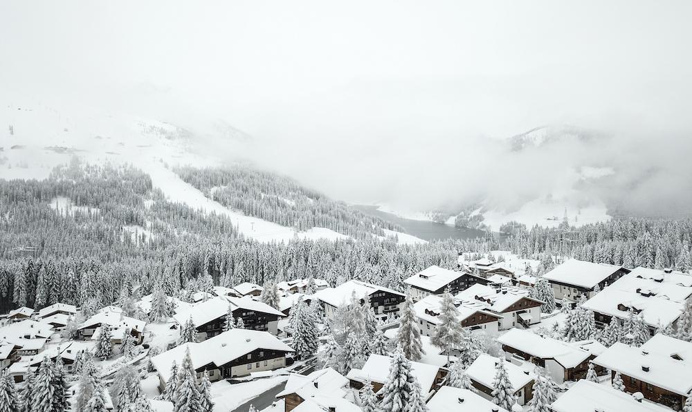 Updates skigebieden