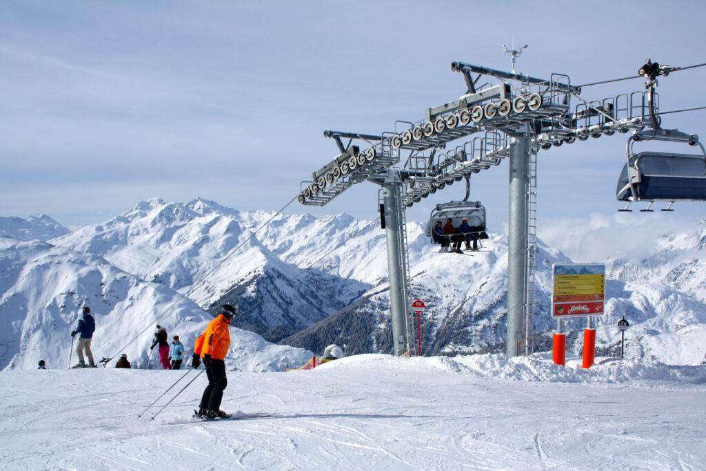 Wintersport in Ski Arlberg