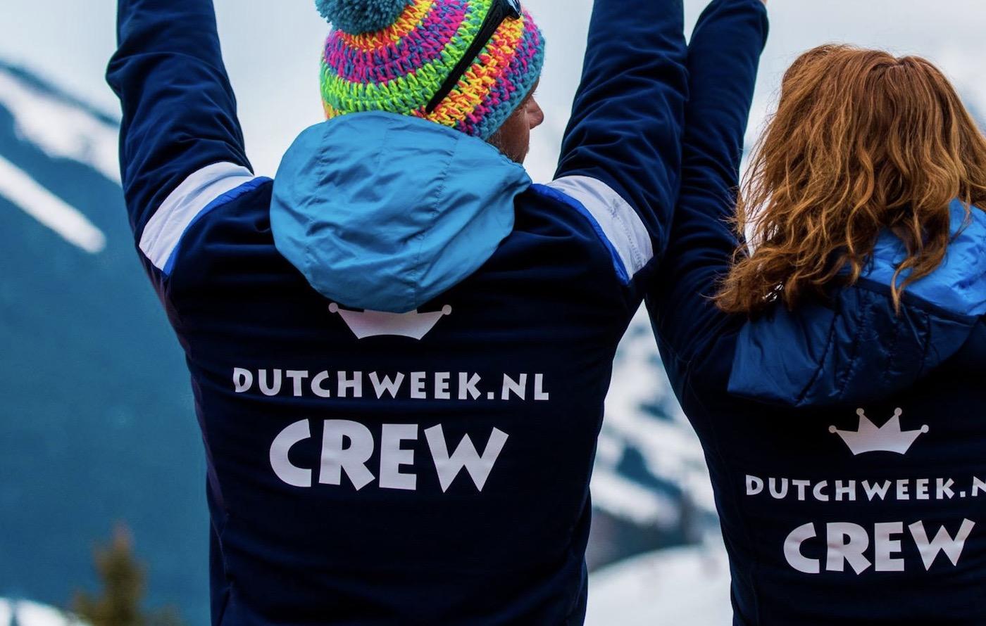 Dutchweek crew gezocht voor evenementen komend seizoen