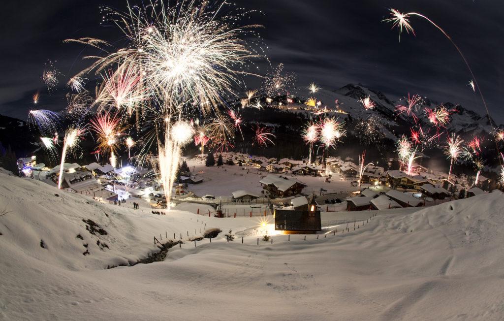 wintersport oud en nieuw