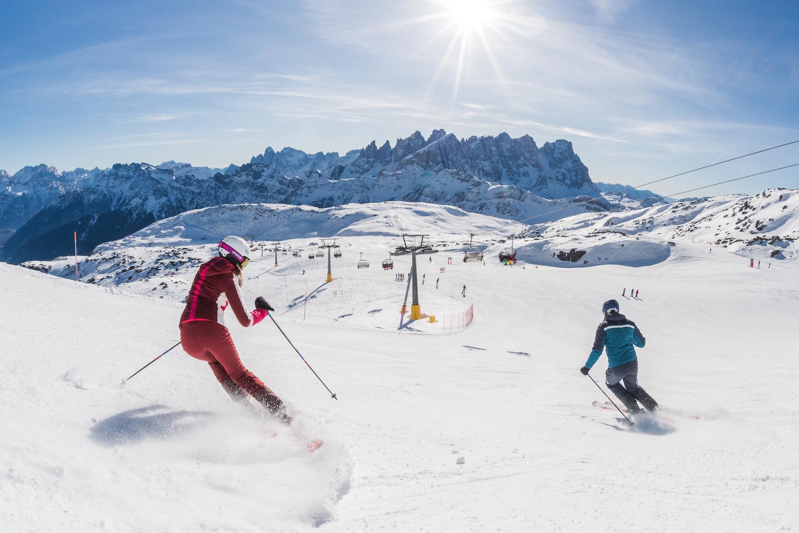 Skiën Dolomiti Superski
