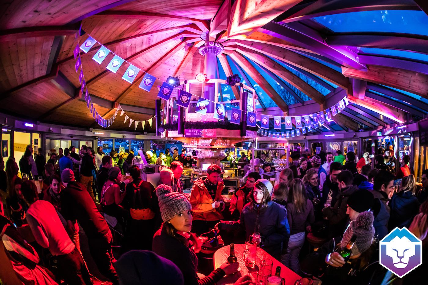 Dutchweek Zell am See Kaprun feestje