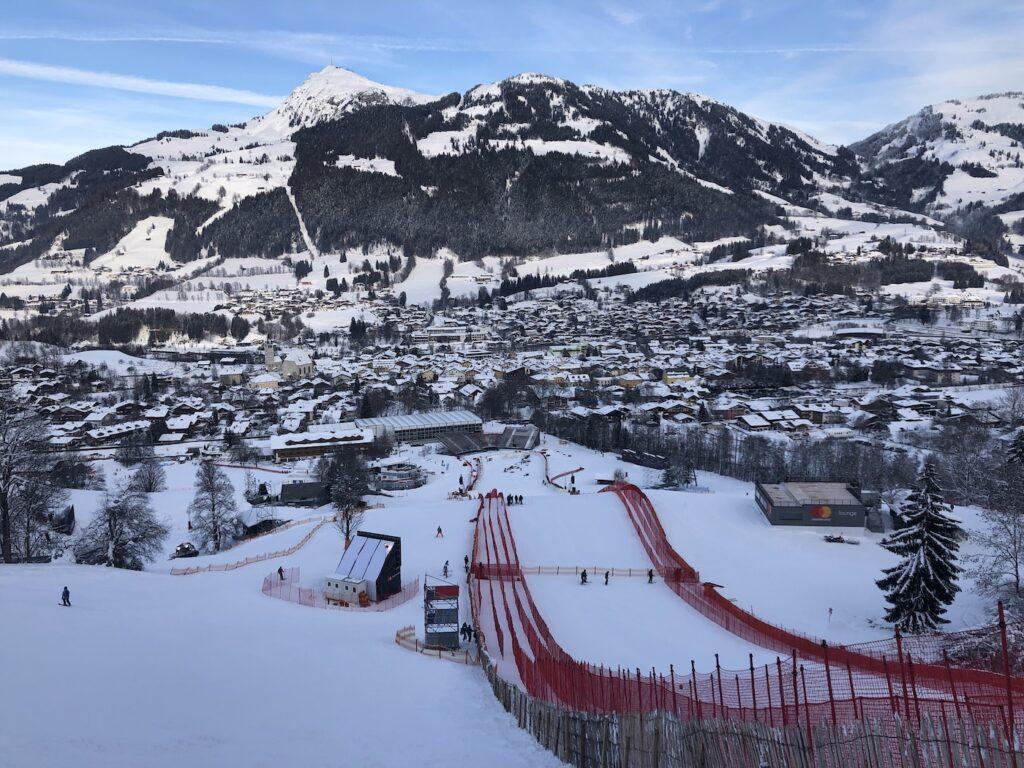 Hahnenkammrennen Kitzbühel