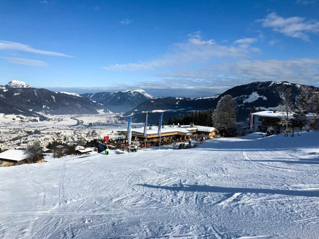 Skiën in St. Johann in Tirol