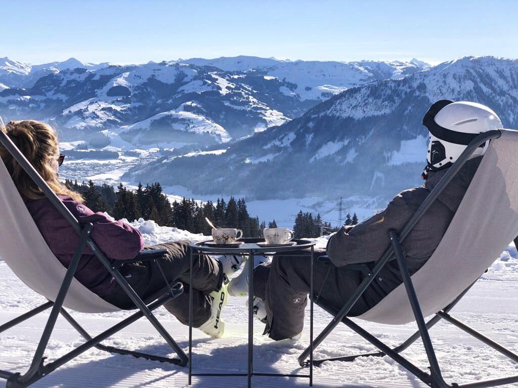 Skigebieden treinstation Oostenrijk SkiWelt