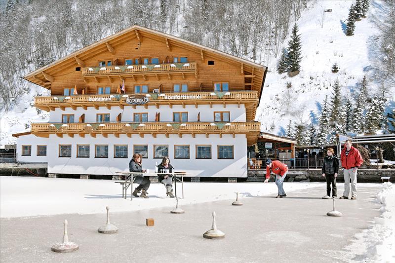 Hotel Zell am See voorjaarsvakantie aanbiedingen