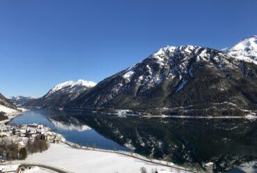 De Achensee in de winter