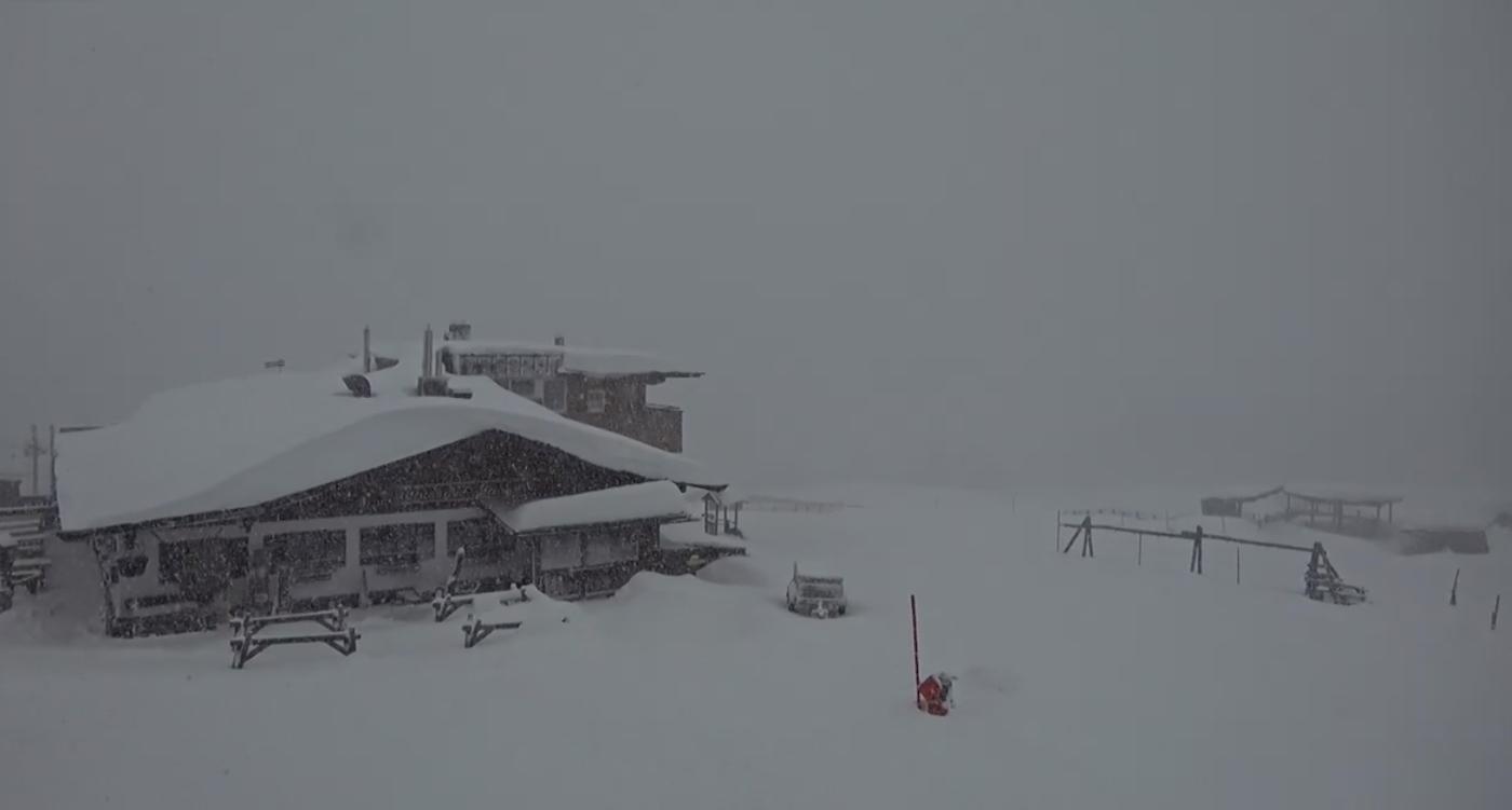 Webcambeeld van Fieberbrunn op 11 februari 2019
