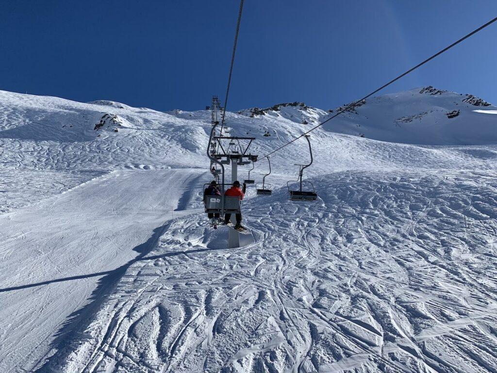 Rustige skigebieden oostenrijk Sonnenkopf
