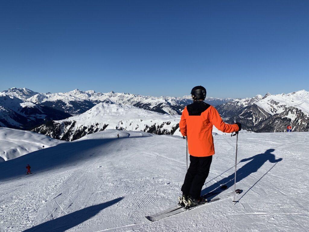 Sonnenkopf een rustig skigebied in de voorjaarsvakantie