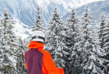 Skiën tijdens wintersport februari