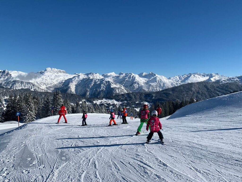 Wintersport voorjaarsvakantie 2021 met kinderen