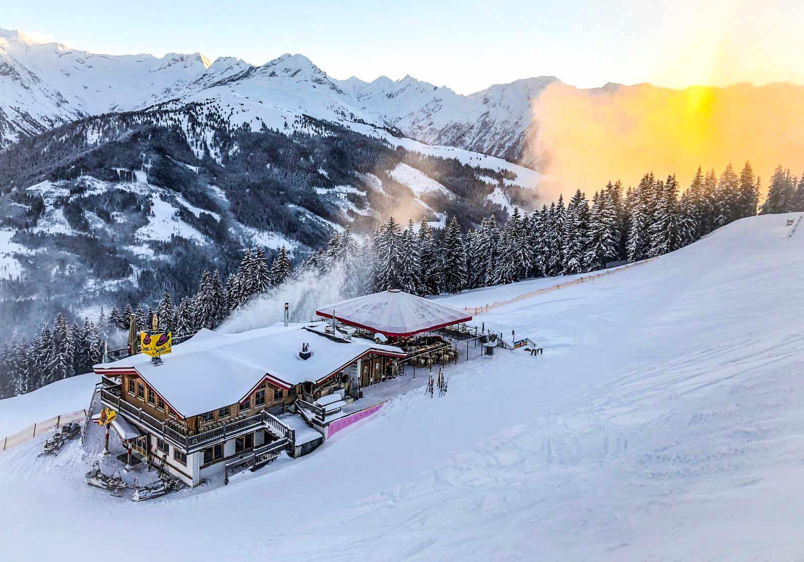 Berghutten Zillertal Arena: Seppi's