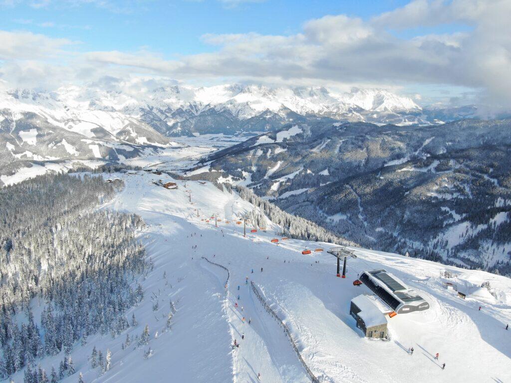 Skigebied Skicircus Saalbach Hinterglemm Leogang Fieberbrunn