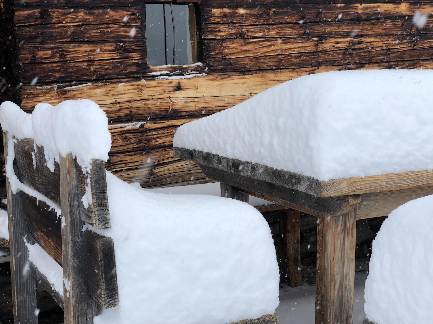 Sölden hoort bij de sneeuwzekere skigebieden in Oostenrijk