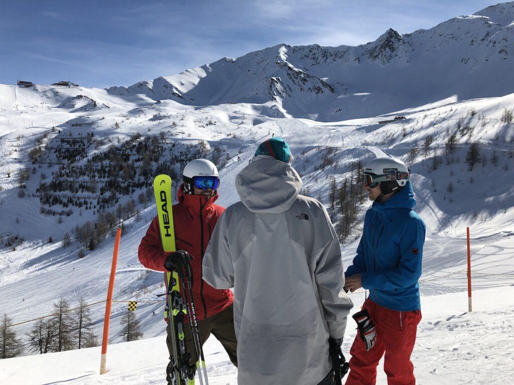 Skigebied Osttirol