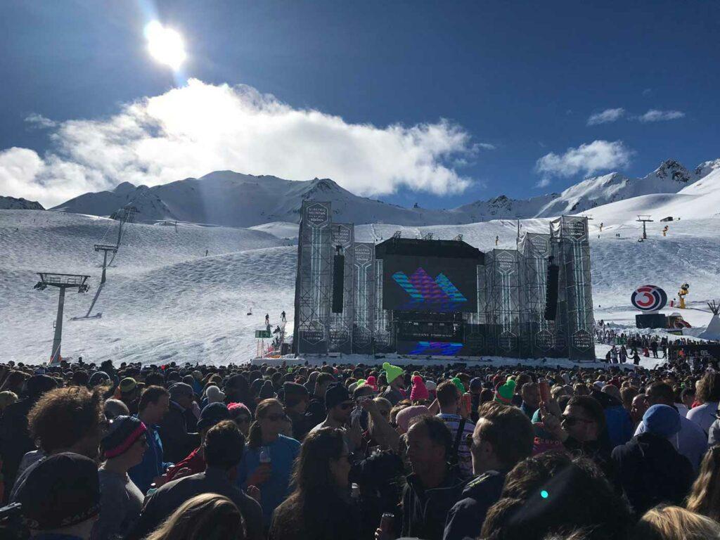 Electric Mountain Festival Sölden