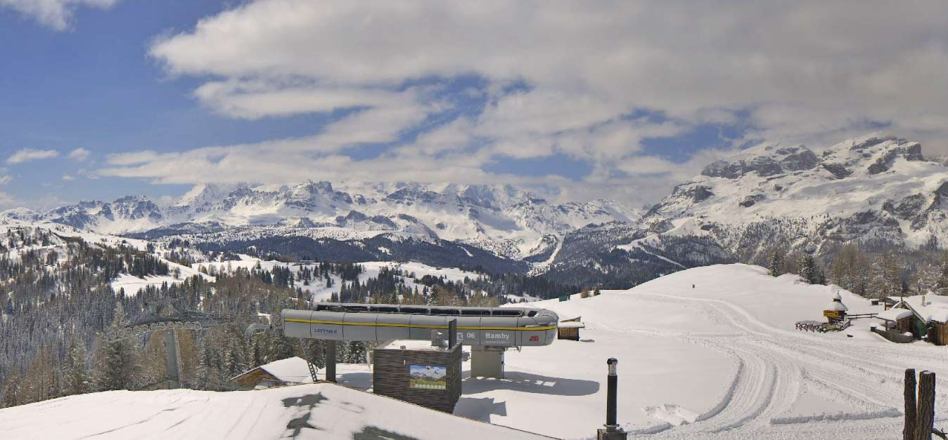 Winterwonderland in Alta Badia