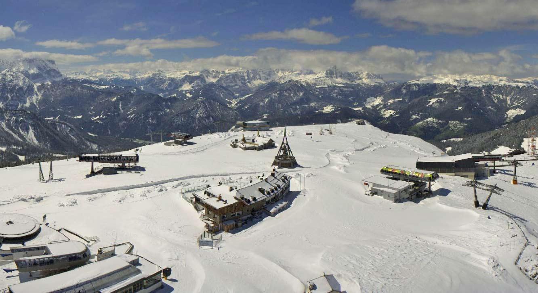 Kronplatz in Zuid-Tirol
