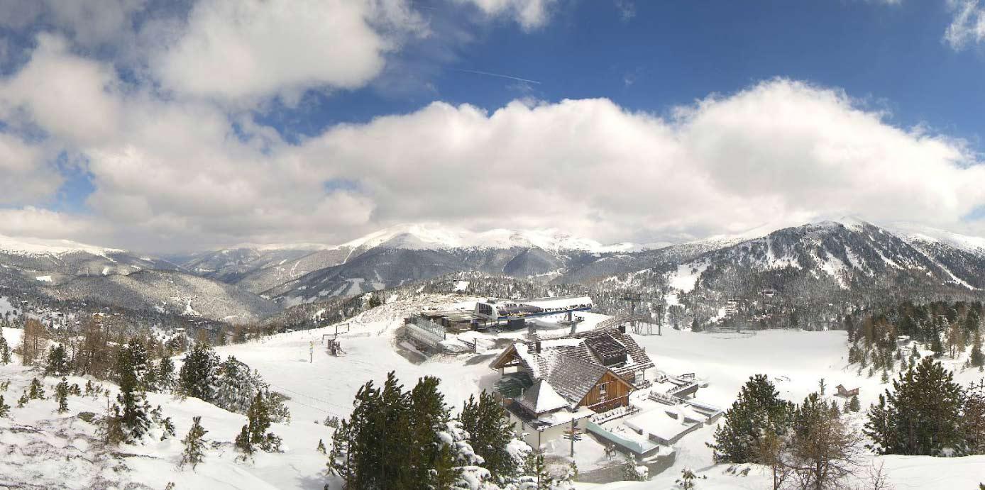 Winterwonderland in Turracher Höhe