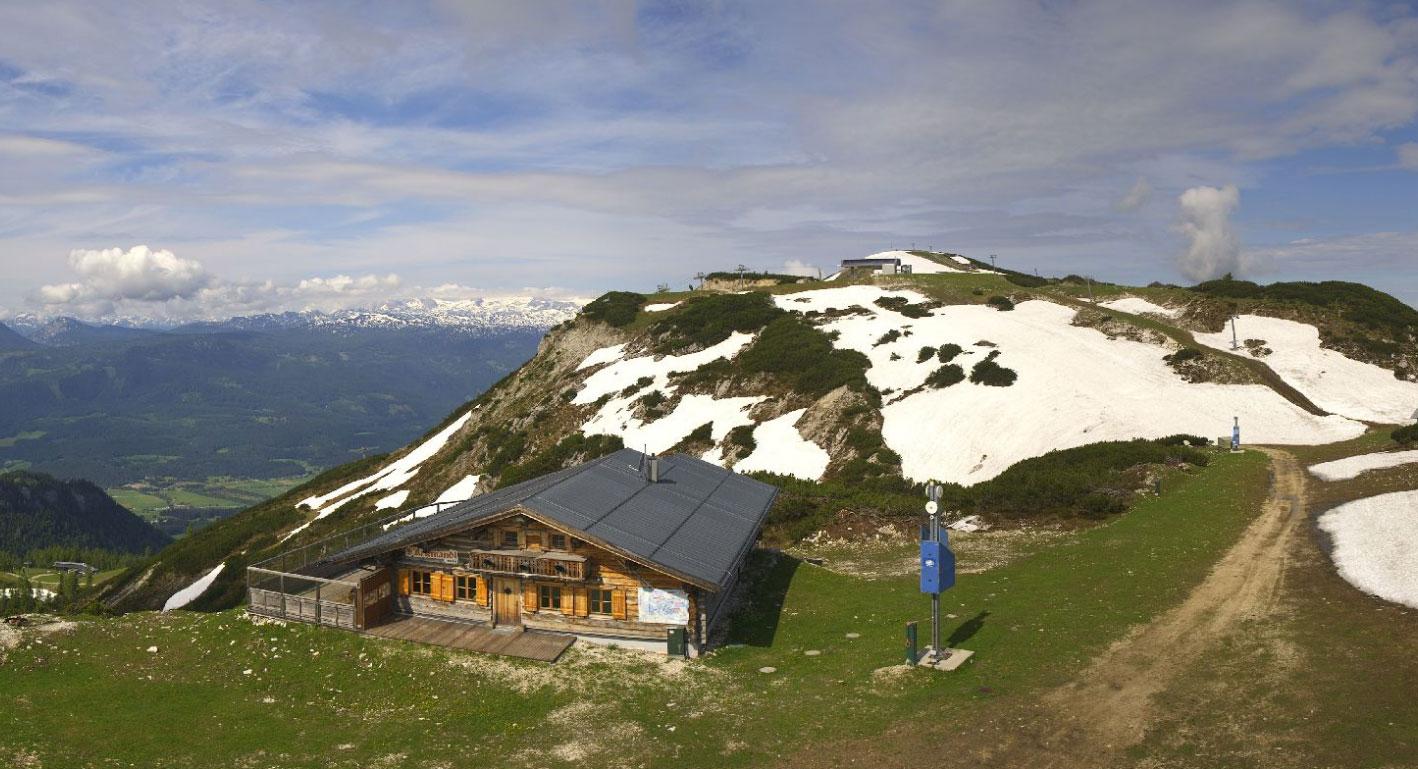 Berghut op Die Tauplitz