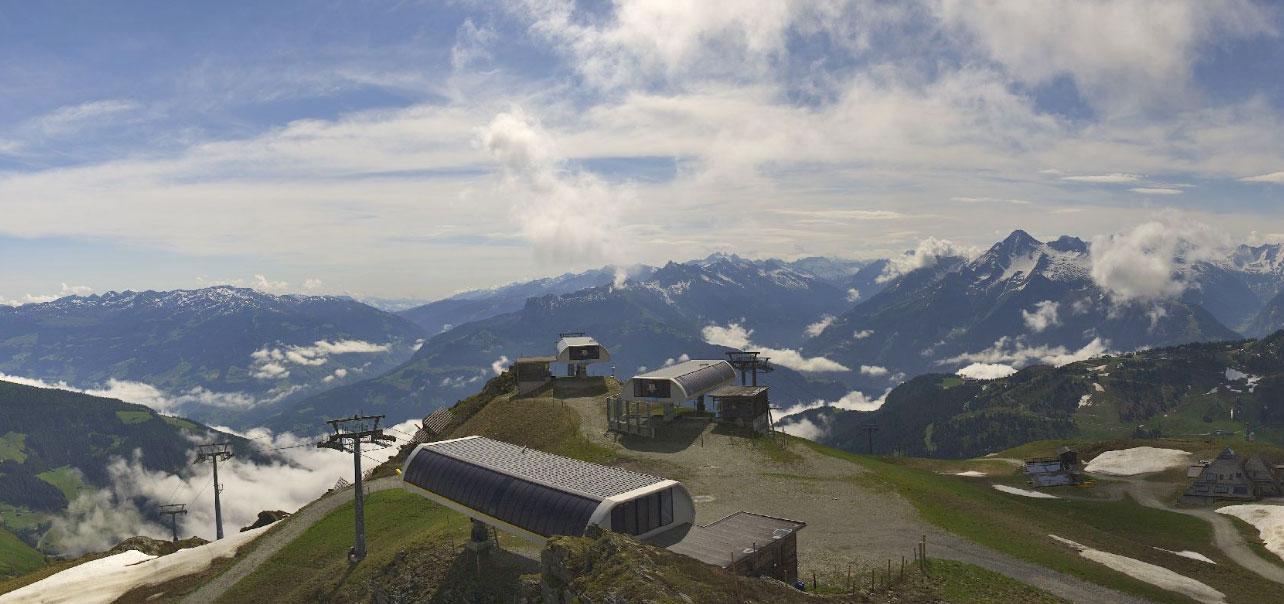 Webcambeeld Mayrhofen