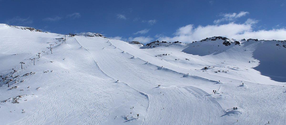 Webcambeeld Mölltaler Gletscher