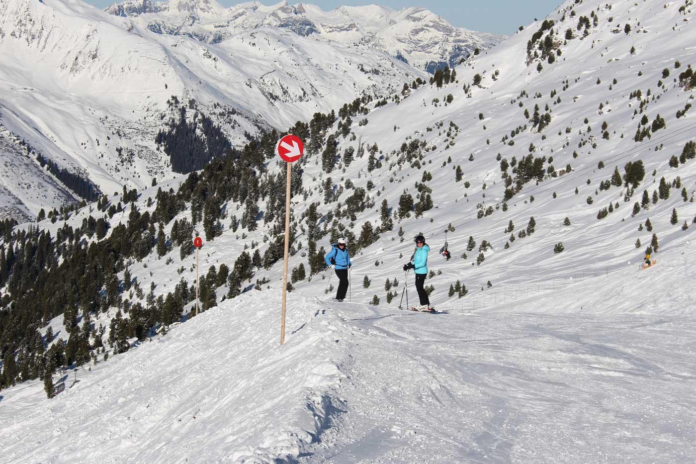 Skiën in Hochzillertal Hochfügen