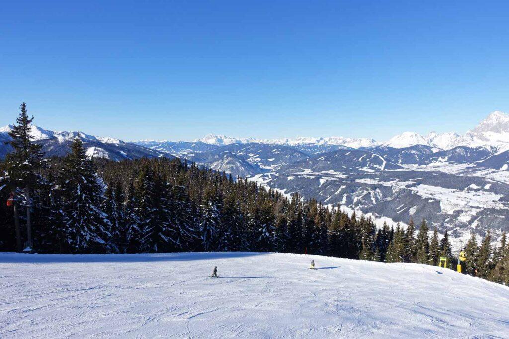 Overnachten in Wellnesshotels wintersport Oostenrijk en skiën in Schladming