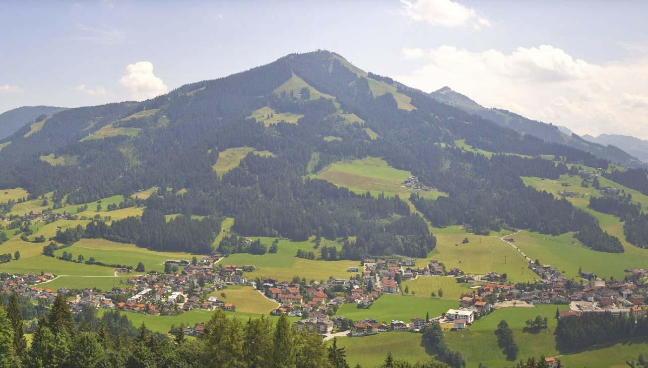 Zomerwebcam Westendorf