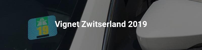 Vignet Zwitserland 2019