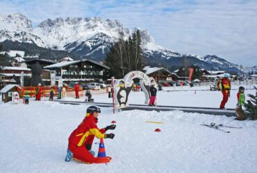 Skiles kinderland Ellmau: kindvriendelijke skigebieden