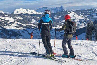 Wintersport Skicircus Saalbach Hinterglemm Leogang Fieberbrunn
