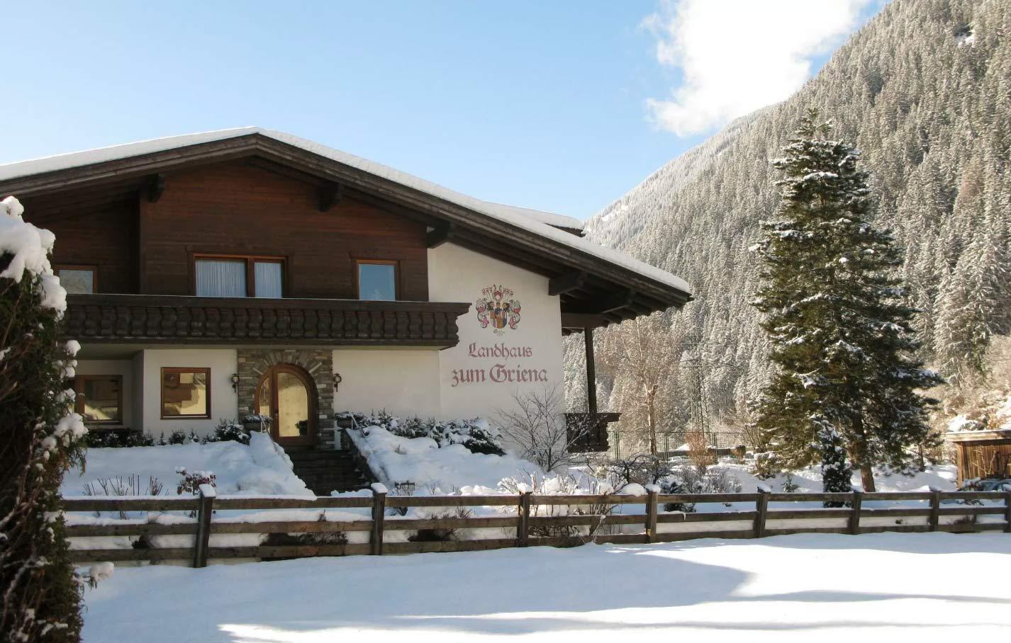 Landhaus zum Griena Mayrhofen