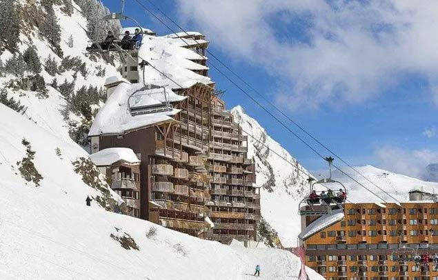 Appartement in Avoriaz