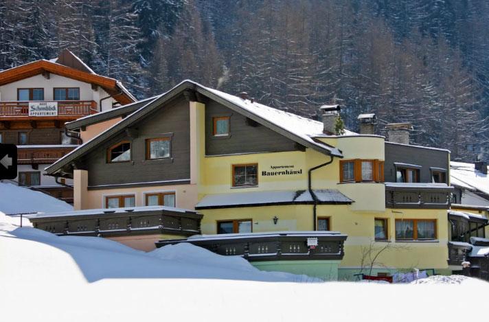 Appartementen Bauernhäusl in Sölden