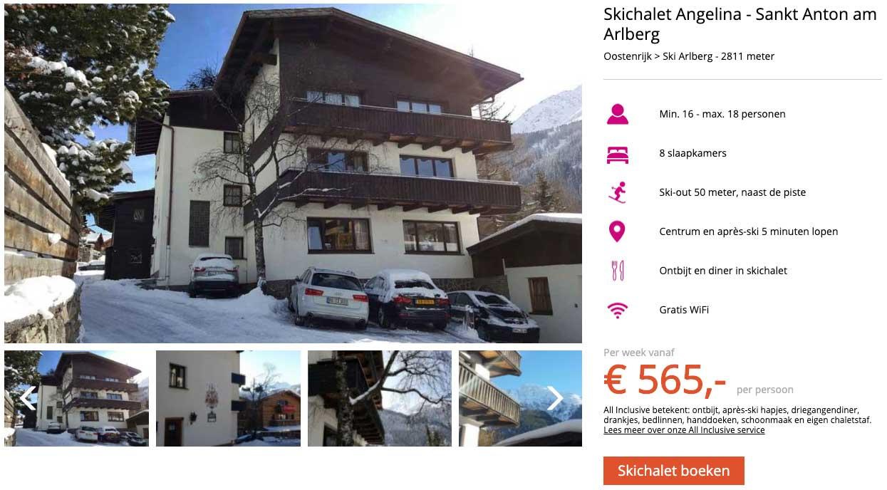 Chalet Ski Arlberg