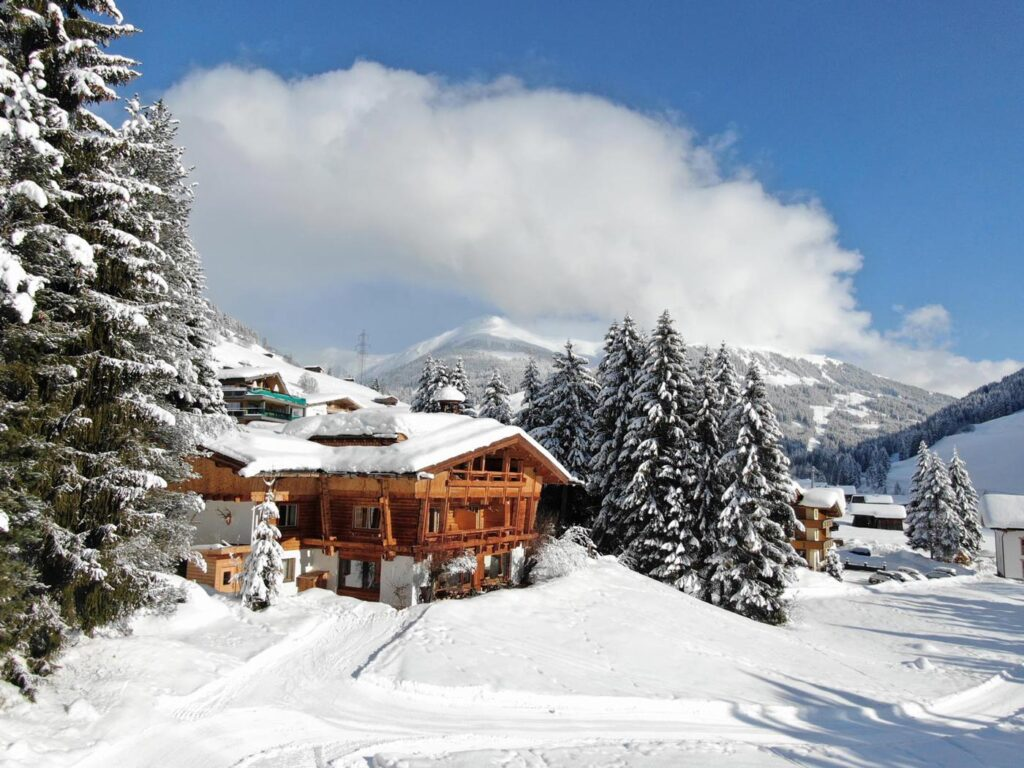 All inclusive wintersport in een chalet voorjaarsvakantie 2022
