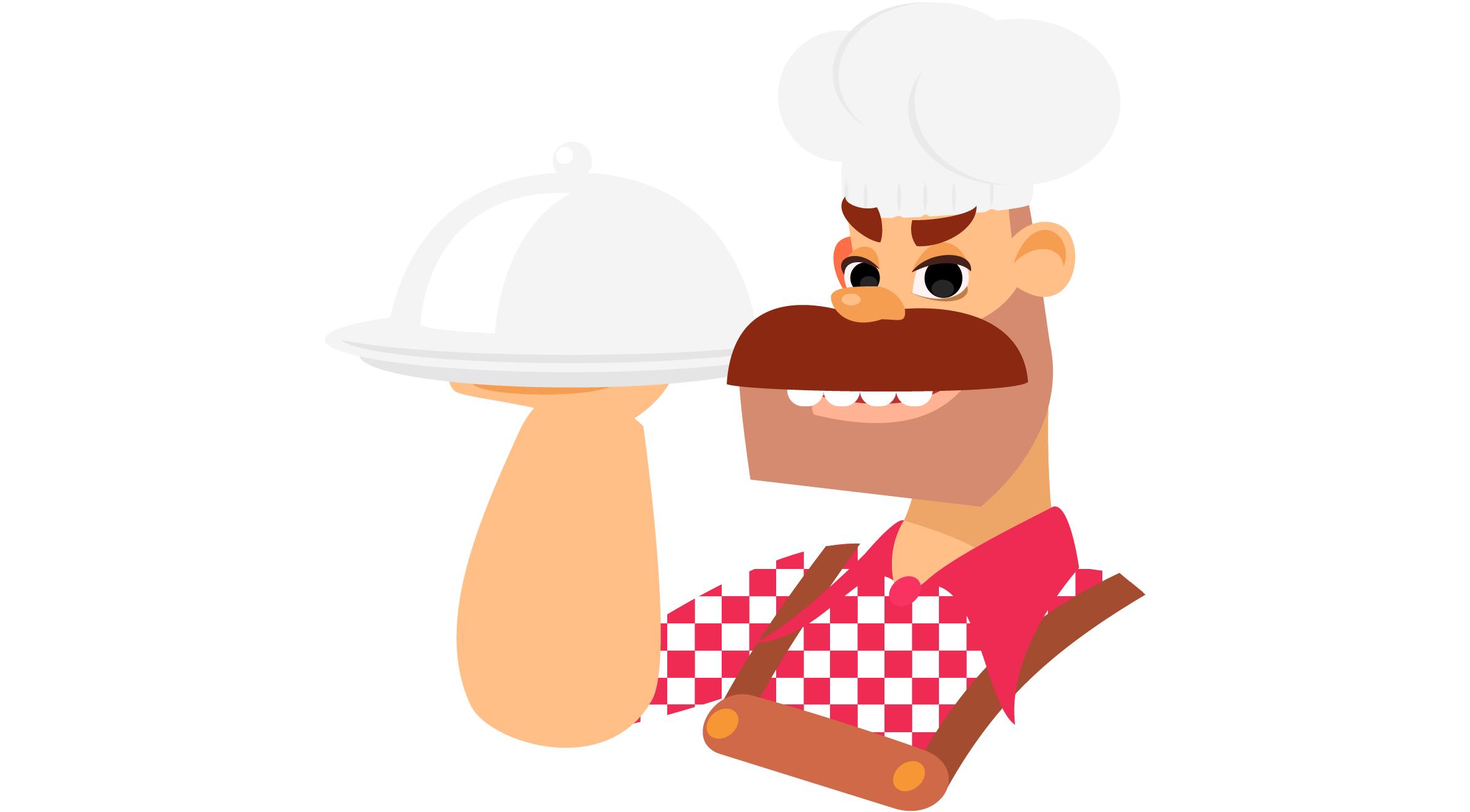 Wintersport Recepten met chefkok Rudi