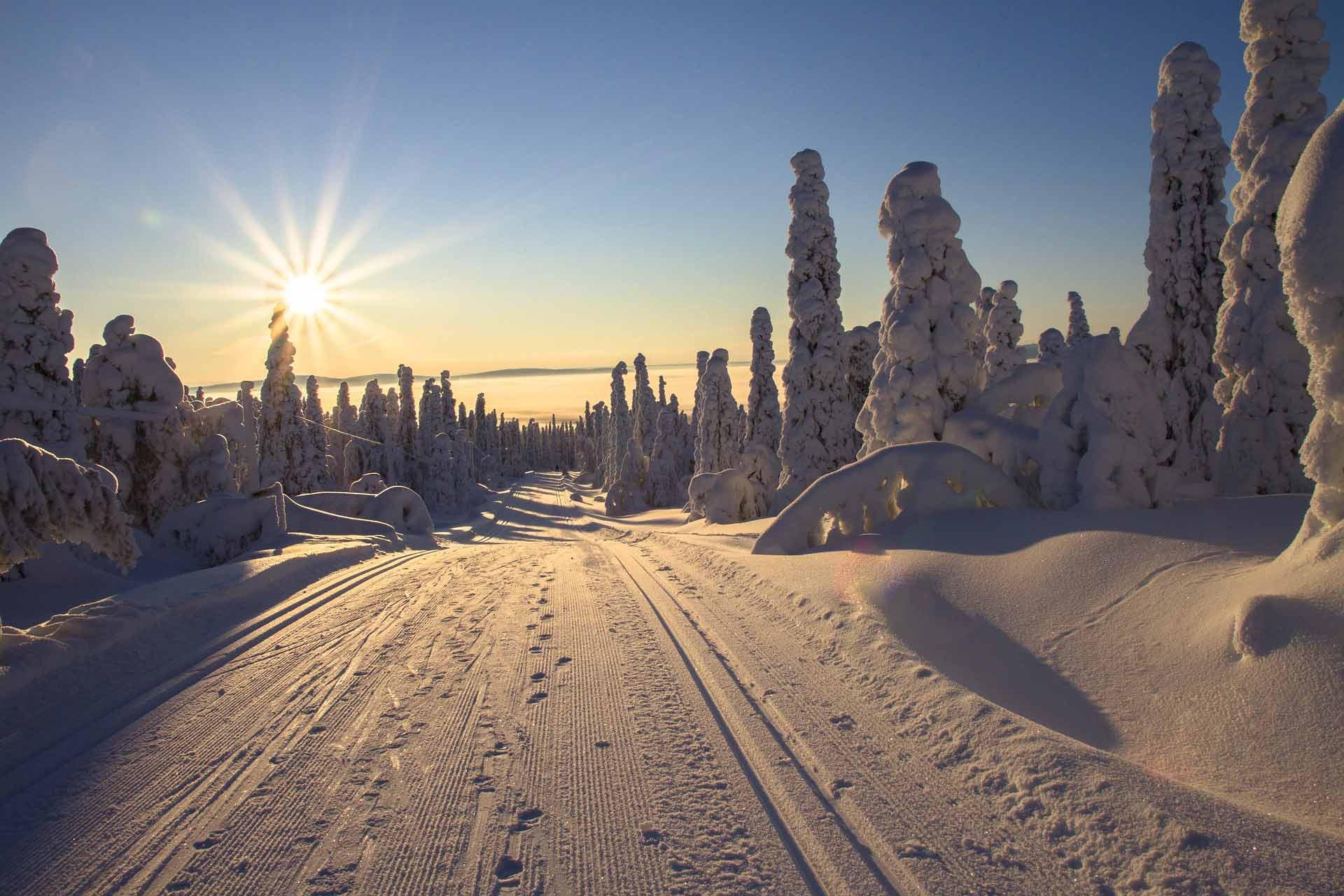 Wintersport Finland