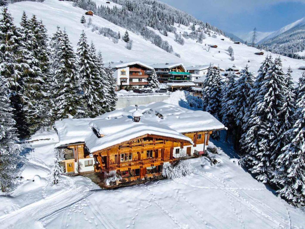 Wintersport vakantiepark Oostenrijk