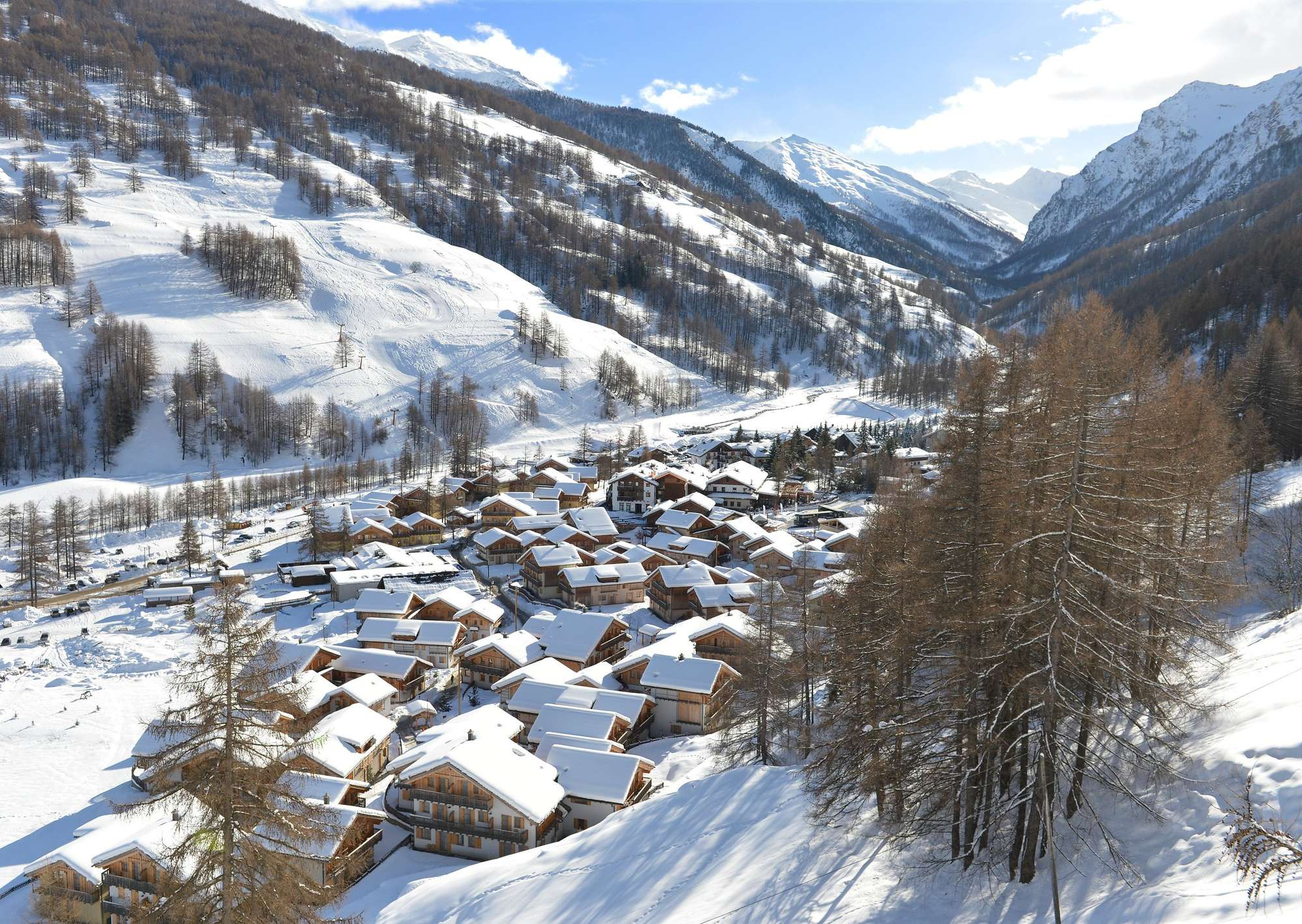 Resort Pragelato in Via Lattea Club Med