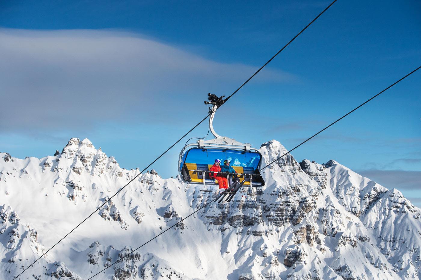 Skilift Schlick 2000