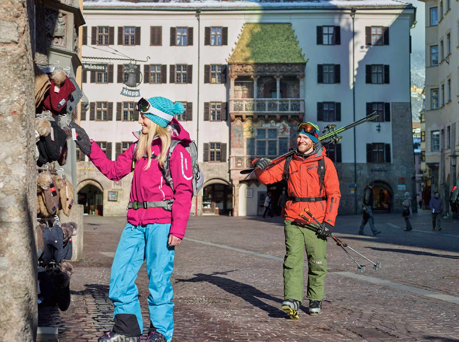 Ski plus CITY pass Innsbruck Stubai