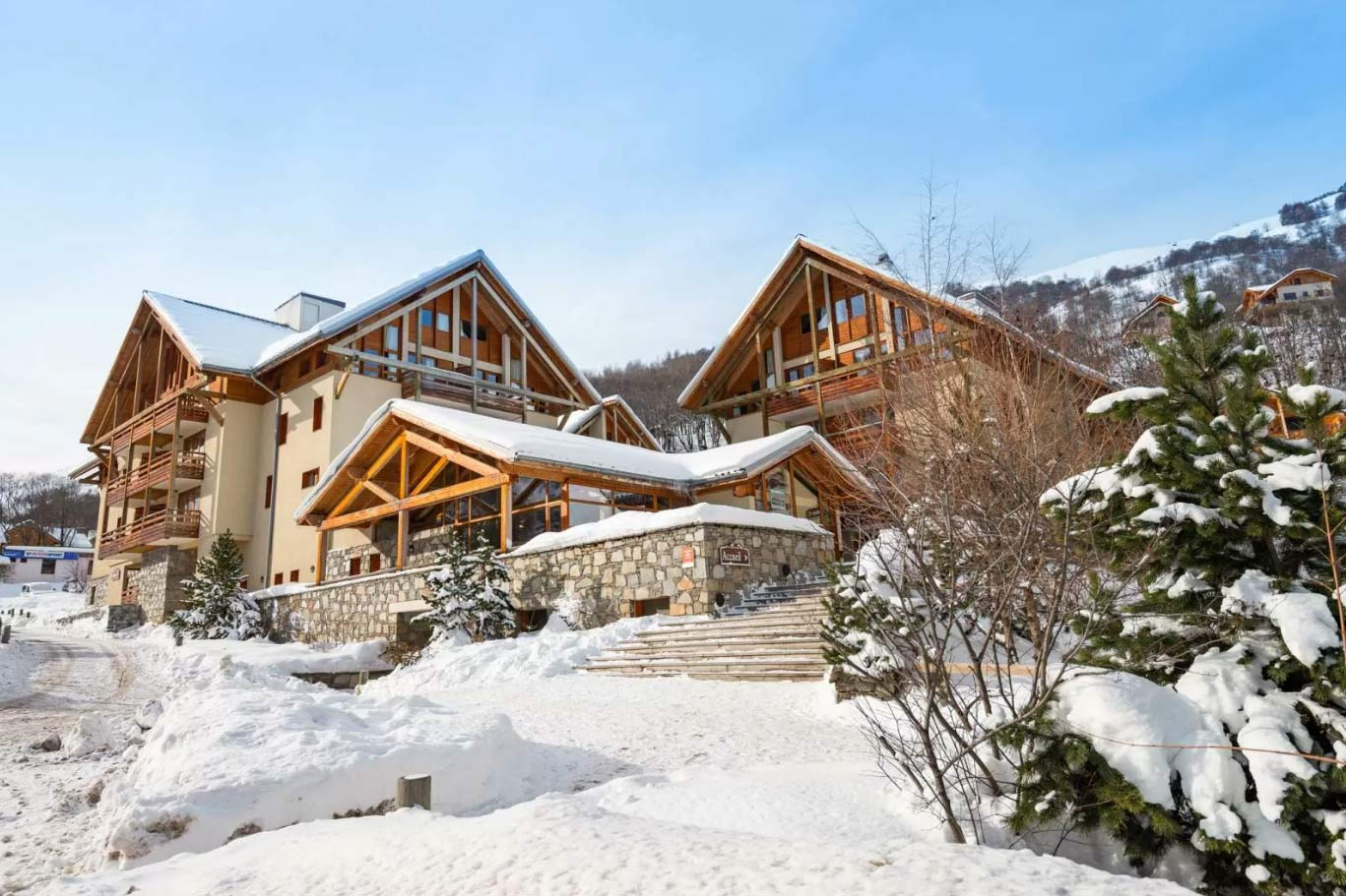 Chalet in Valloire