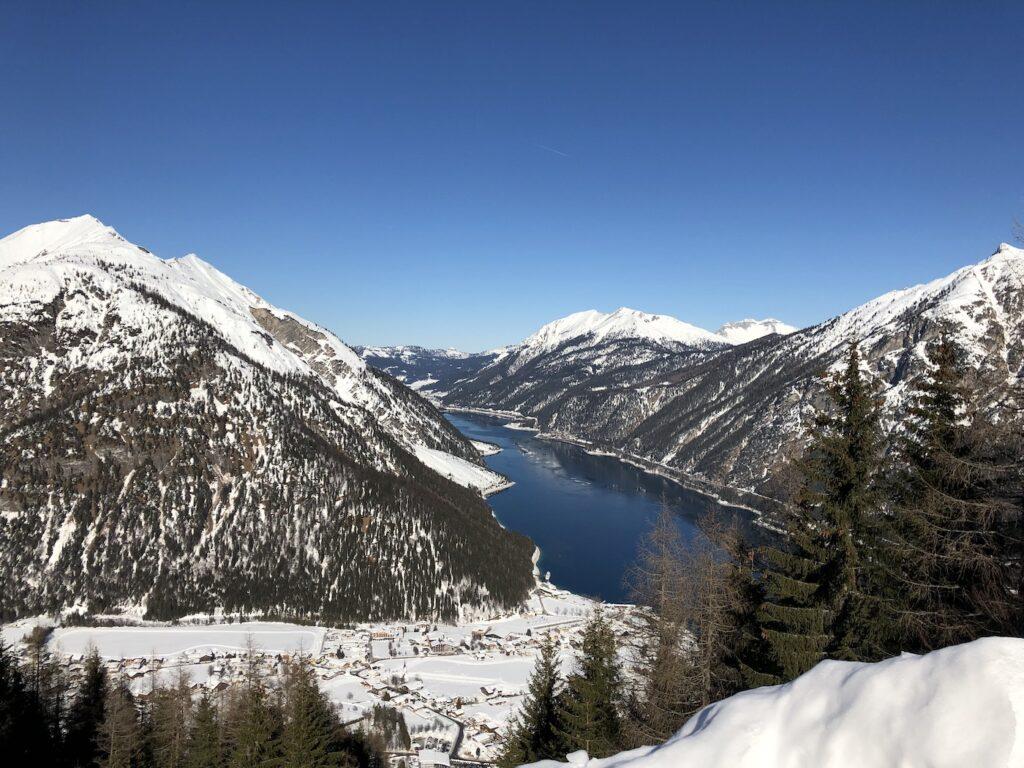 Uitzicht Achensee