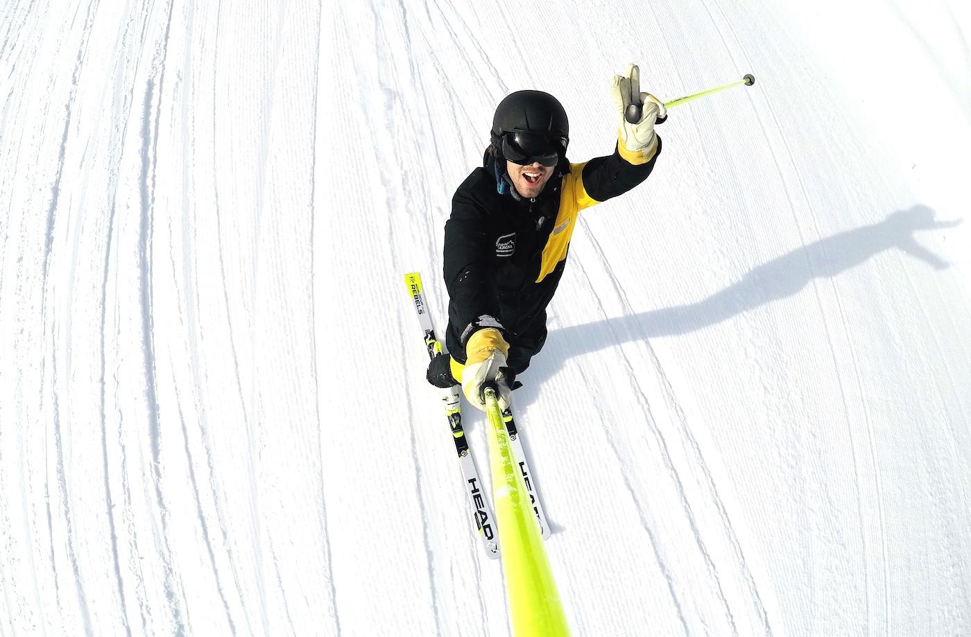 Gezocht: skiënde reporter in de Zillertal Arena