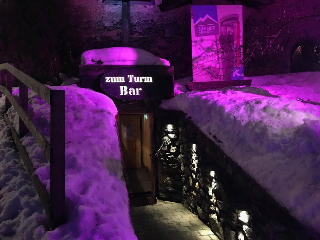 Après-ski in Saalbach Zum Turm