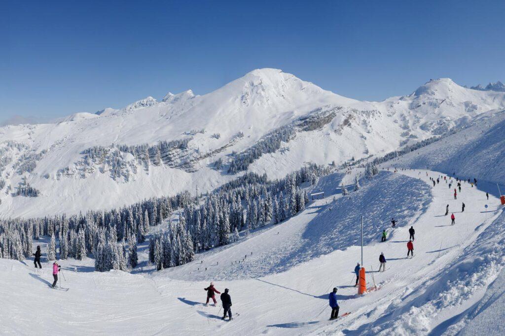 Skiën in Les Portes du Soleil